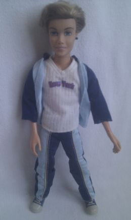 Fabulous Big My Scene 'New York Boy' Fully Posable Doll